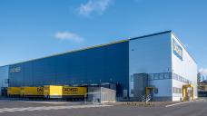 NREP Logicentersin logistiikkakeskus asettui Kercaan
