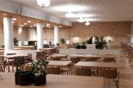 Peruskorjattuun Aalto Töölöön avataan ravintola