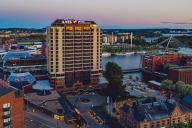 Skanska korjaa Tampereen Hotel Ilveksen